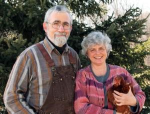 Ken and Martha