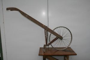 Ken's Farm Manufactured Wheelhoe