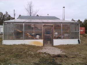 Greenhouse View February 2016